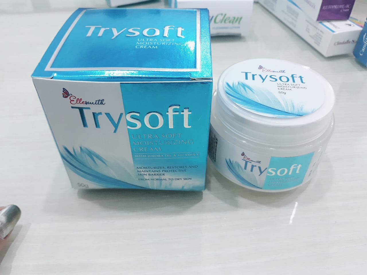 Trysoft Cream