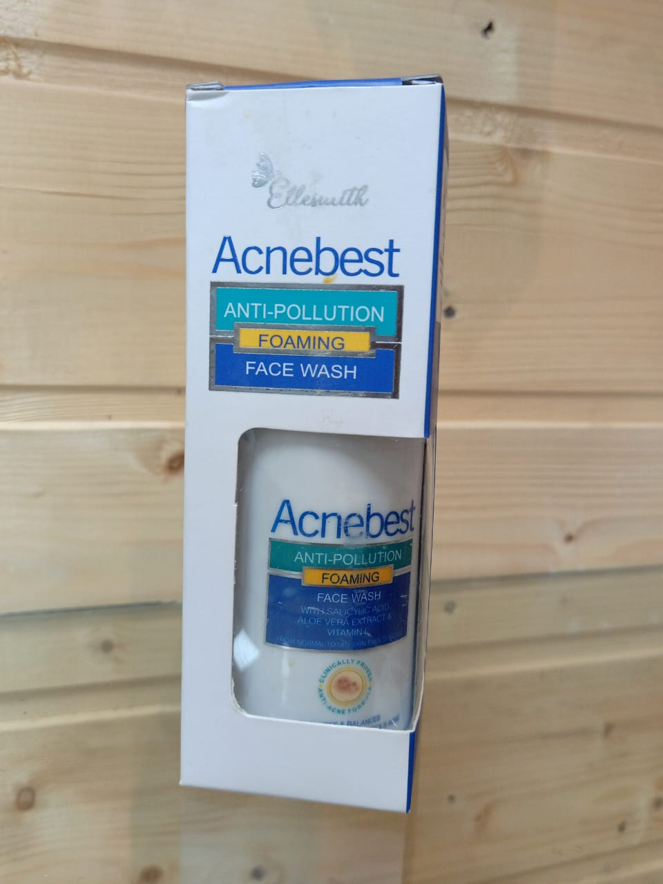 Acnebest Anti Pollution Face Wash
